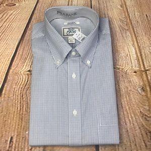 NWT Men's Jos. A Bank 1905 Button Down Dress Shirt